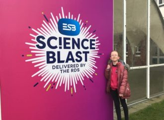 Having a Blast at ESB Science Blast!
