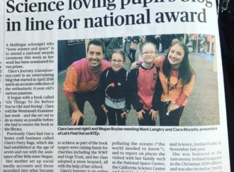 Interview with Westmeath Examiner: Energia Family Business Awards