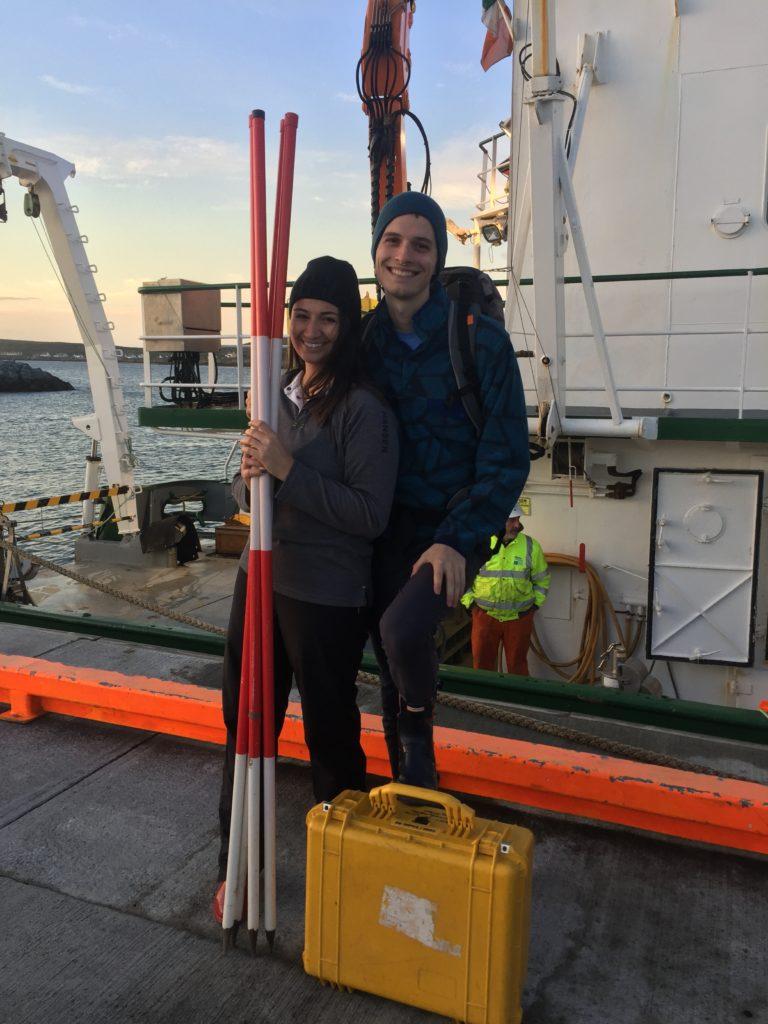 Dakota Holmes Marine Climate