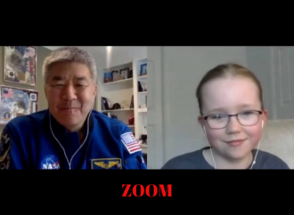 #Apollo50th: Talking to An Astronaut – Daniel Tani
