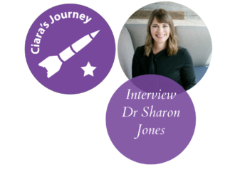 Interview with Dr Sharon Jones – Computer Scientist